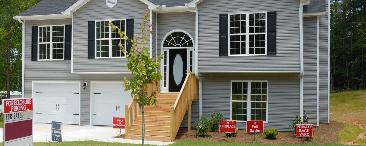 vente d'une maison